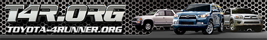 Toyota 4Runner Forum - Largest 4Runner Forum