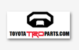 Toyota TRD Parts